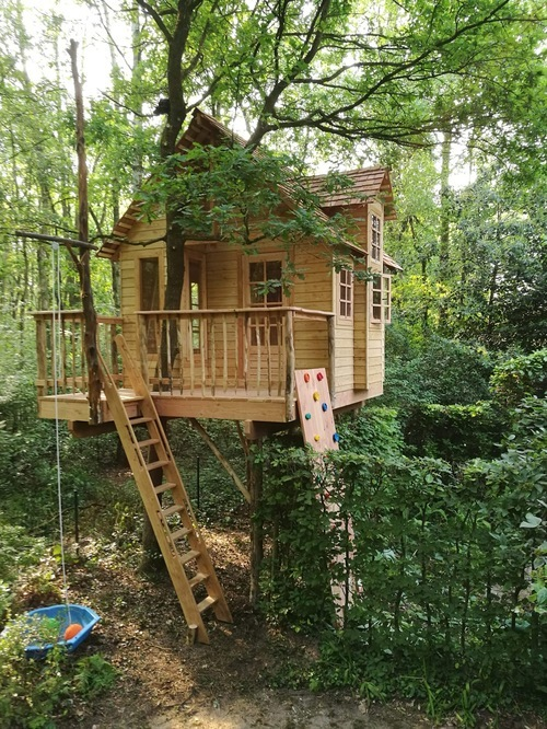 House@tree - Boomhut Bonheide