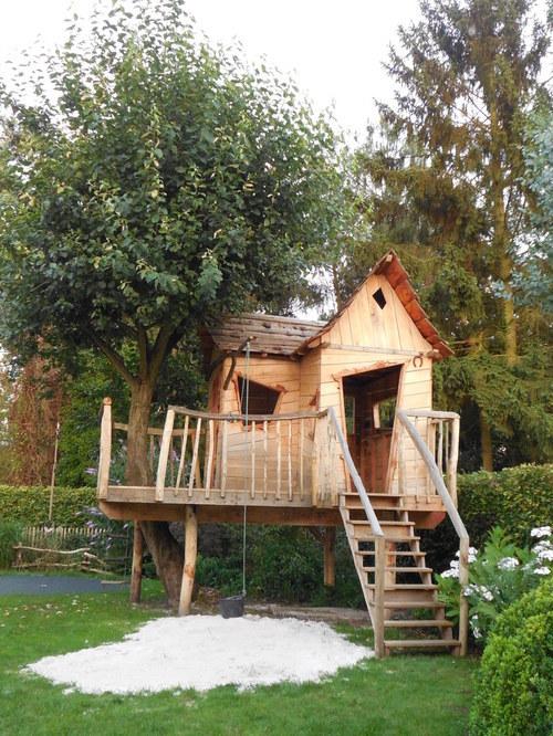 House@tree - boomhut Emblem