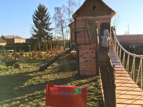 Speelhuisje Mechelen